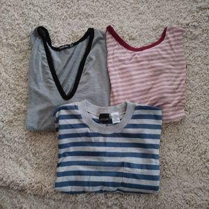 3 Shirts/Bundle